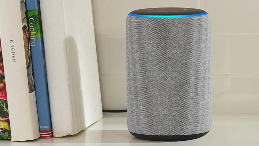 Amazon-Echos können bald Apple Music abspielen.
