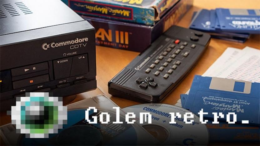 Das CDTV war die erste Konsole, die mit einem kabellosen Controller ausgeliefert wurde.