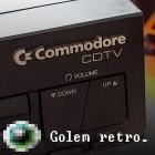 Commodore CDTV (1991): Als die Zukunft das Commodore-Logo trug