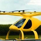 Volocopter: ADAC erprobt Akku-Multikopter