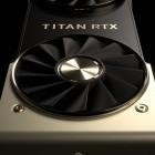 Nvidia Titan RTX: Die schnellste Grafikkarte ist ein T-Rex