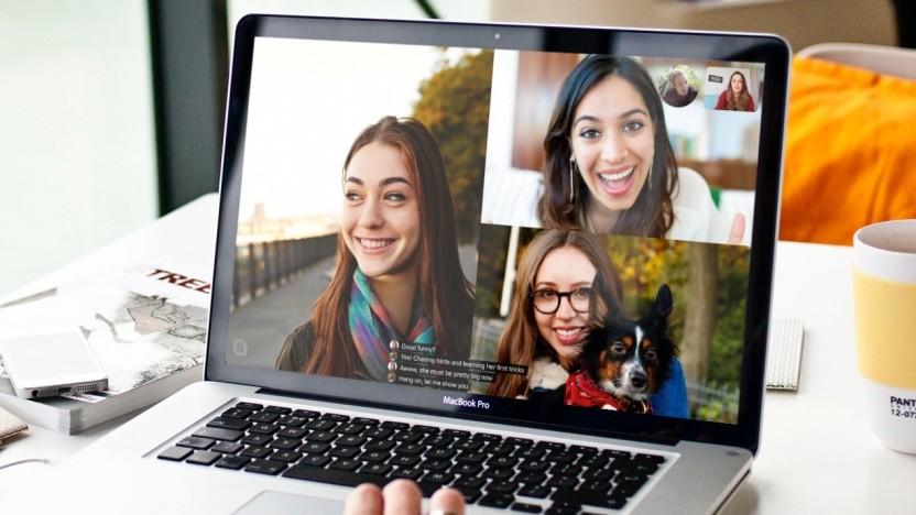 Skype mit automatischen Untertiteln