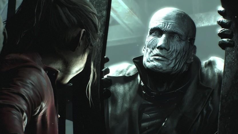 Artwork von Resident Evil 2 Remake