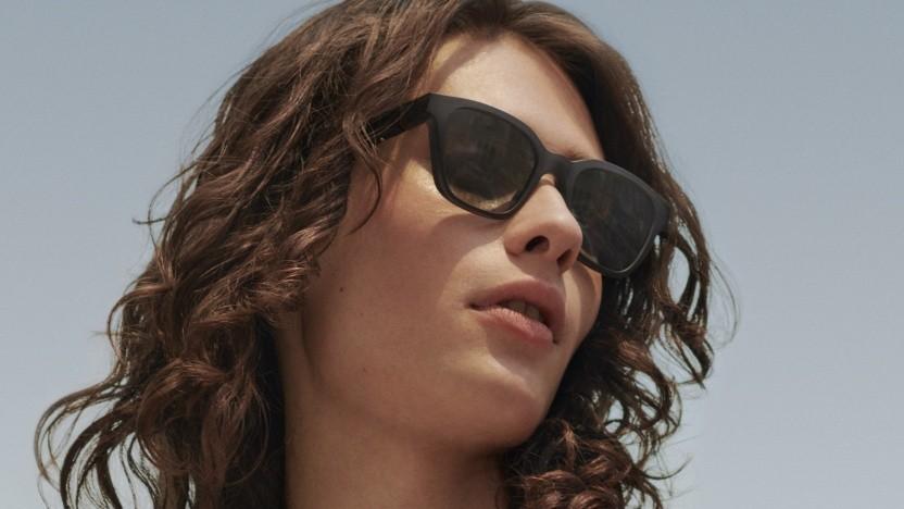 Mit der Audiosonnenbrille Frames entsteht eine neue Gerätegattung.