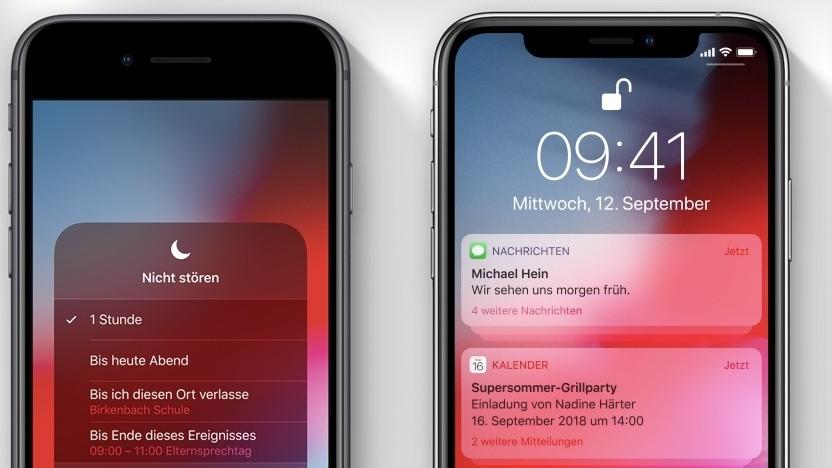 iOS 12.1.1 ist da.