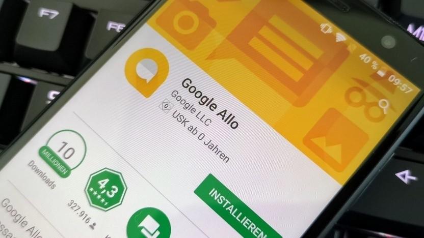Google bietet Allo bald nicht mehr an.