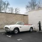 Heritage EV: Aston Martin baut Klassiker zu Elektroautos um