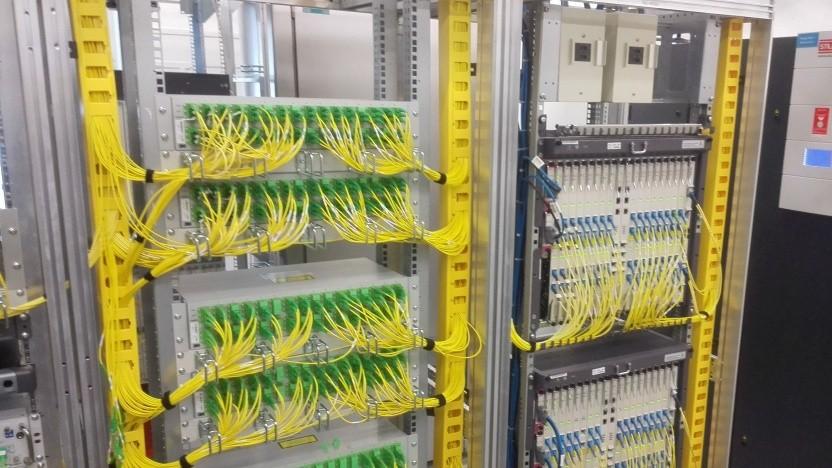 Technik bei M-net