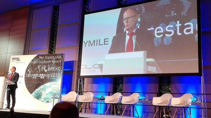 Behördenchef Jochen Homann spricht am 29. November 2018 in Berlin.