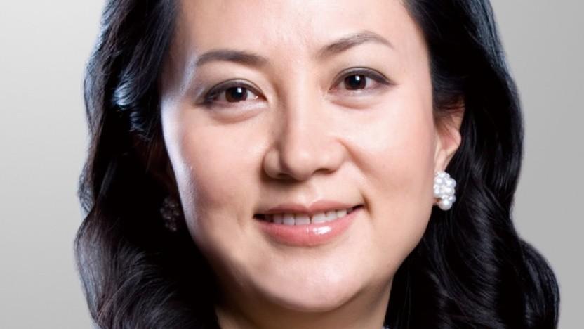 Meng Wanzhou, Finanzchefin von Huawei