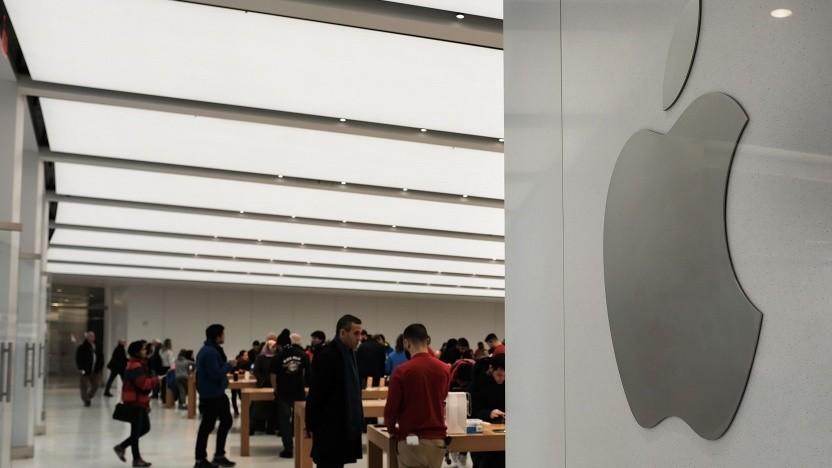 Strenge Regularien für Mitarbeiter im Apple Store