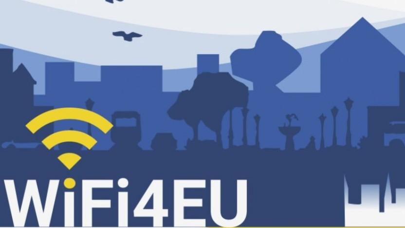 Die EU fördert kostenloses WLAN in Kommunen.