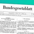 Open Data: OKFN befreit Bundesgesetzblätter