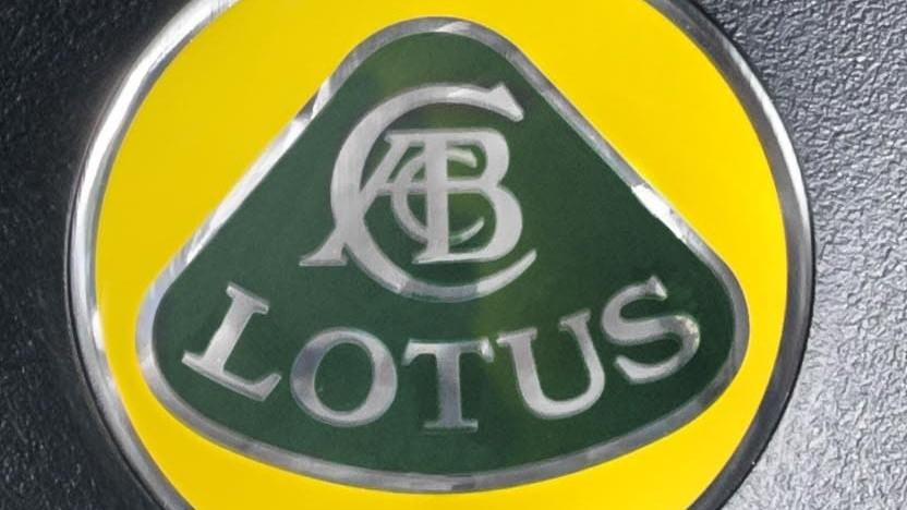 Lotus plant E-Supersportwagen.