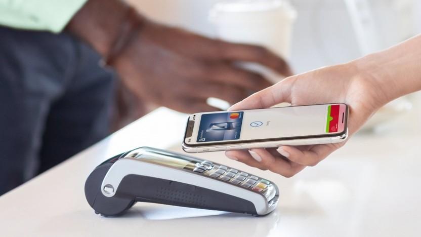 Apple Pay ist ab sofort in Deutschland verfügbar.
