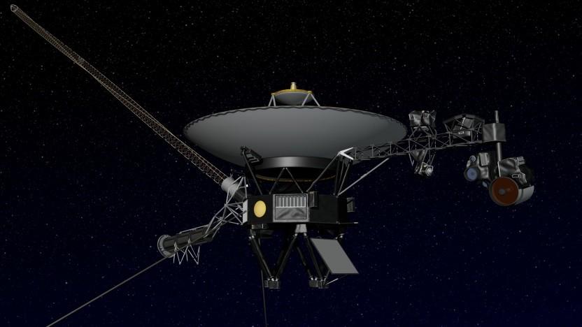 Beide Voyager Sonden fliegen nun im Interstellaren Raum.