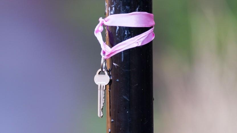 Verschlüsselung funktioniert nicht, wenn der Angreifer den Schlüssel auf dem Silbertablett bekommt.