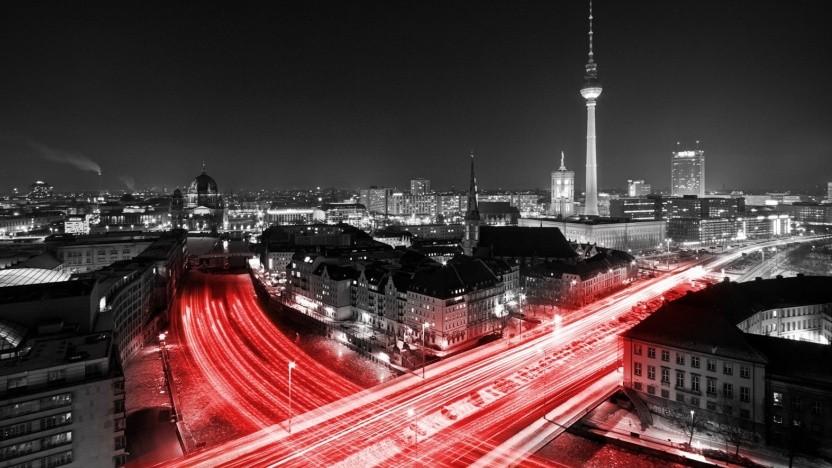 Werbegrafik für Docsis 3.1 von Vodafone in Berlin