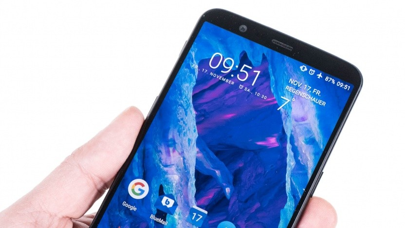 Das Oneplus 5T bekommt Android Pie.