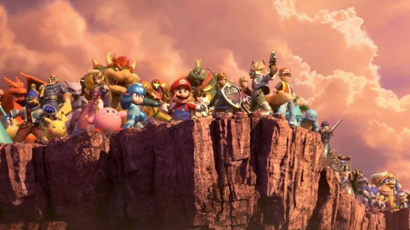 Böse und gute Nintendo-Charaktere kämpfen Seite an Seite gegen ein neues Übel.