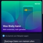 Bixby: Samsungs Sprachassistent auf Deutsch verfügbar
