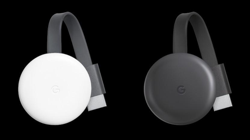 Googles neuer Chromecast