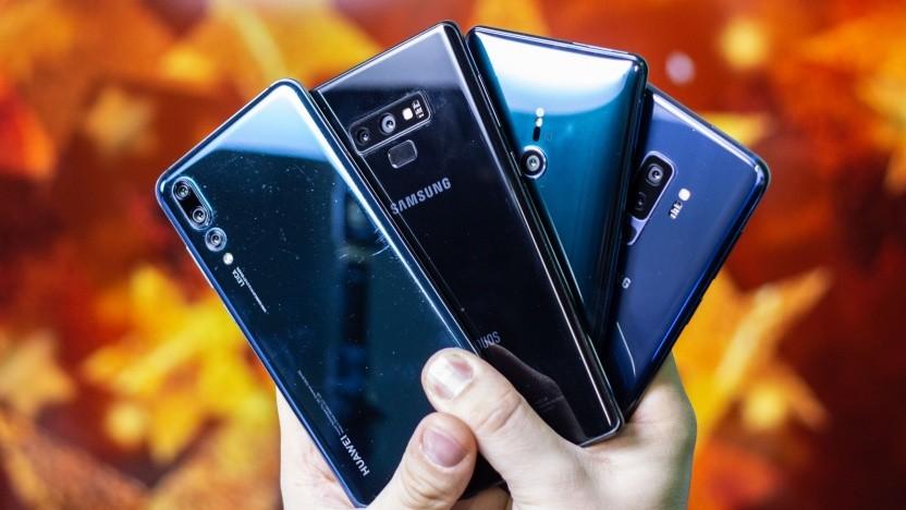 In unserem letzten Teil der Kaufberatung haben wir vier lohnende Smartphones jenseits der 600 Euro gefunden.