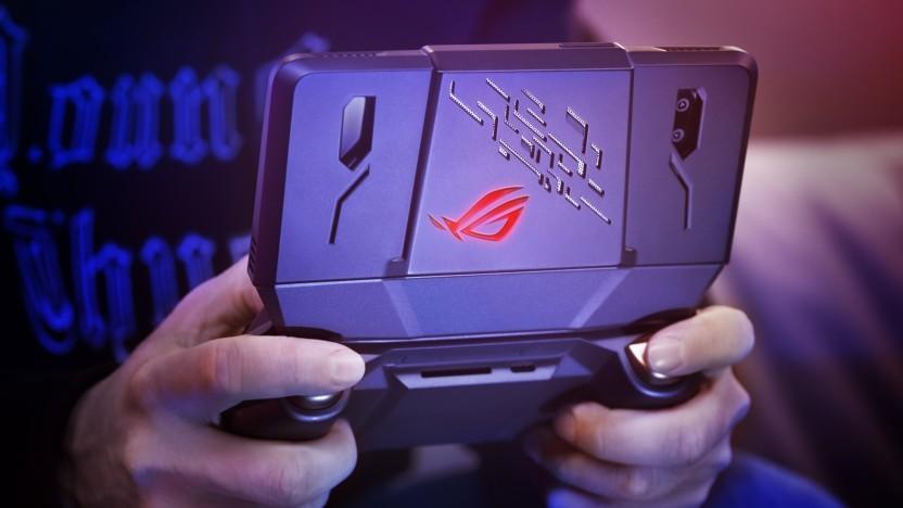 Produkte wie das ROG Phone könnten künftig häufiger werden.
