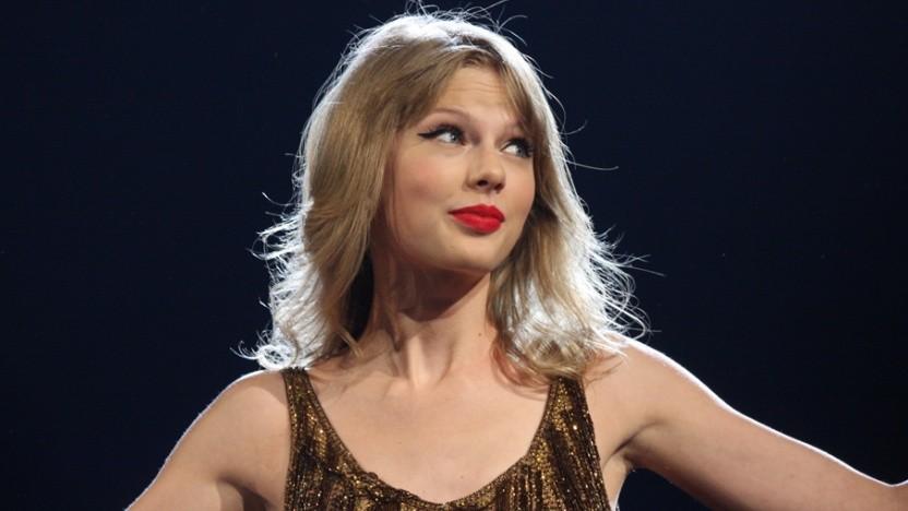 Vermutlich wusste Taylor Swift von der Überwachung nichts.