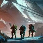 Daybreak Games: Planetside Arena will Battle Royale mit Klassen und Jetpacks