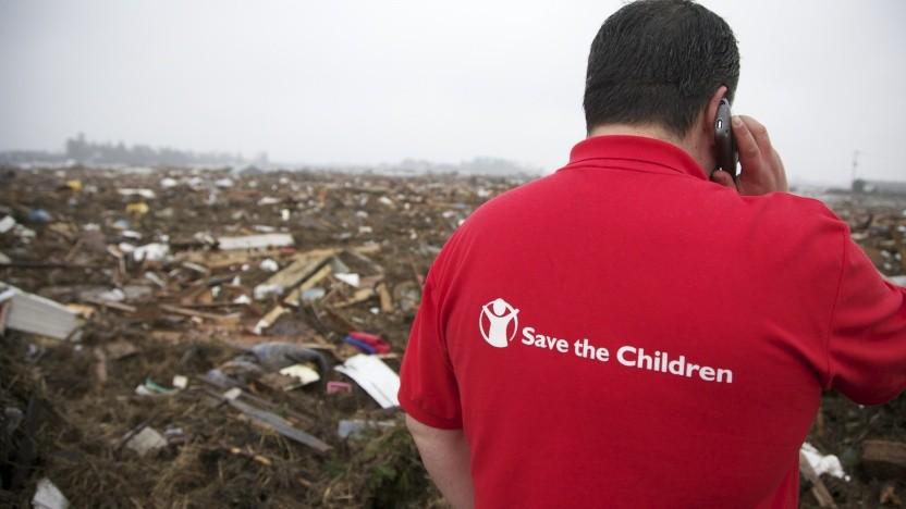 Save The Children verliert 1 Million Dollar in an E-Mail-Betrüger.