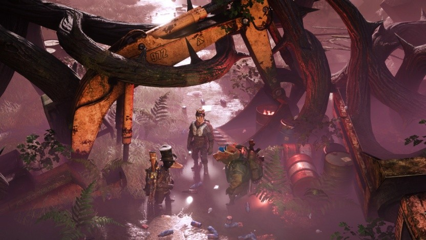 Artwork von Mutant Year Zero - Road to Eden
