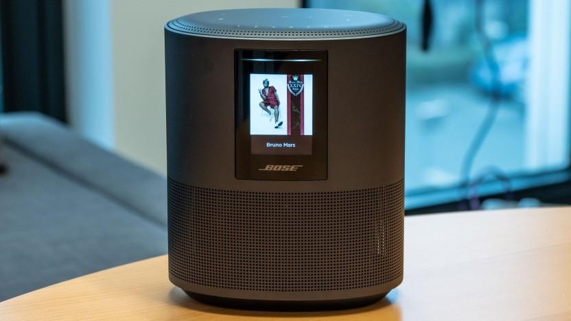 Boses Home Speaker 500