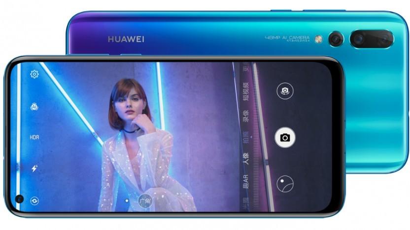 Das neue Nova 4 von Huawei