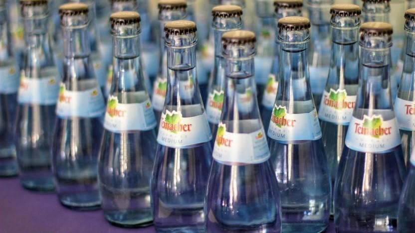 Wasser in Flaschen und andere Produkte sind für Amazon nicht profitabel.
