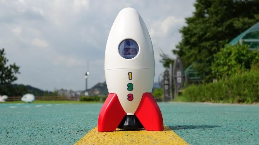 Ob diese Rakete auch so viele Sicherheitslücken wie das US-Raketenabwehrsystem enthält?
