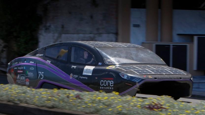 Solarauto Violet