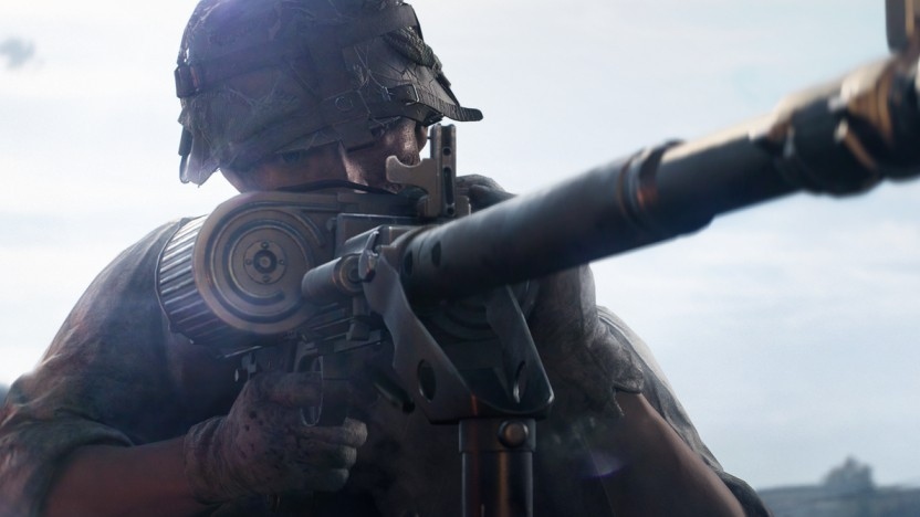 Artwork der Roadmap von Battlefield 5