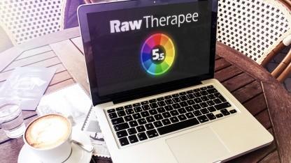 Rawtherapee 5.6 ist da.