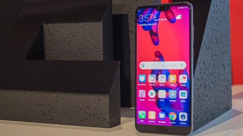 Unter anderem bekommt das P20 Pro Android 9.