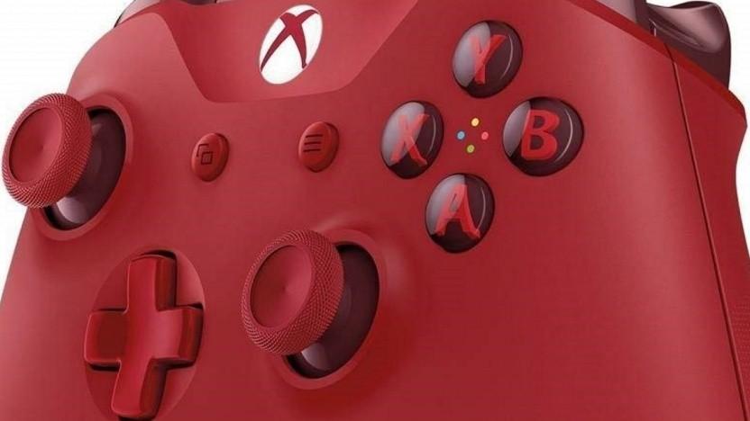 Sonderversion des Xbox-Controllers