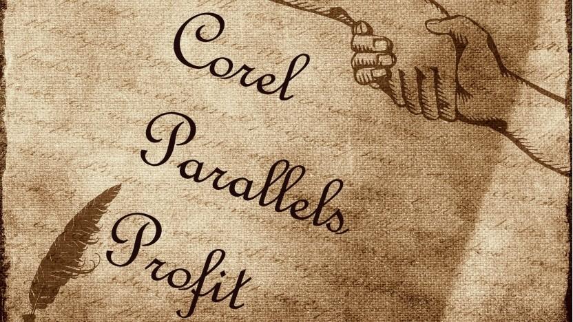 Corel kauft Parallels - das wird vielleicht profitabel.