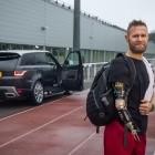 Elektrischer Butler: Jaguar öffnet bei Annäherung die Tür