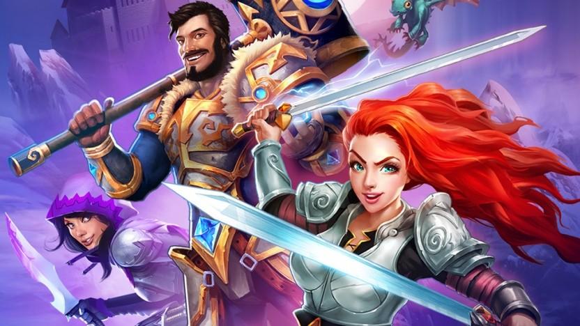 Artwork von Empires & Puzzles: RPG Quest