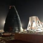 SpaceX: Eine Rakete aus Stahl