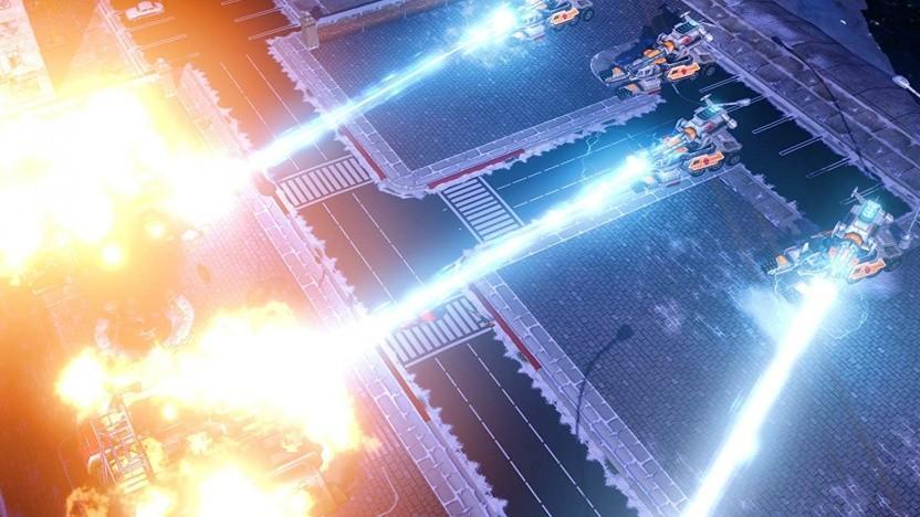 Artwork von Command & Conquer Alarmstufe Rot 3