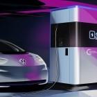 Volkswagen: Riesige Powerbank lädt Elektroautos