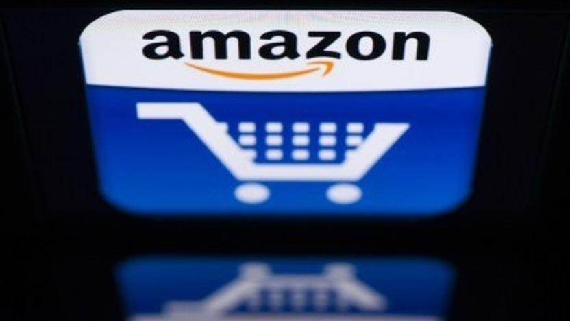 Onlineshopping läuft meist bei Amazon ab.