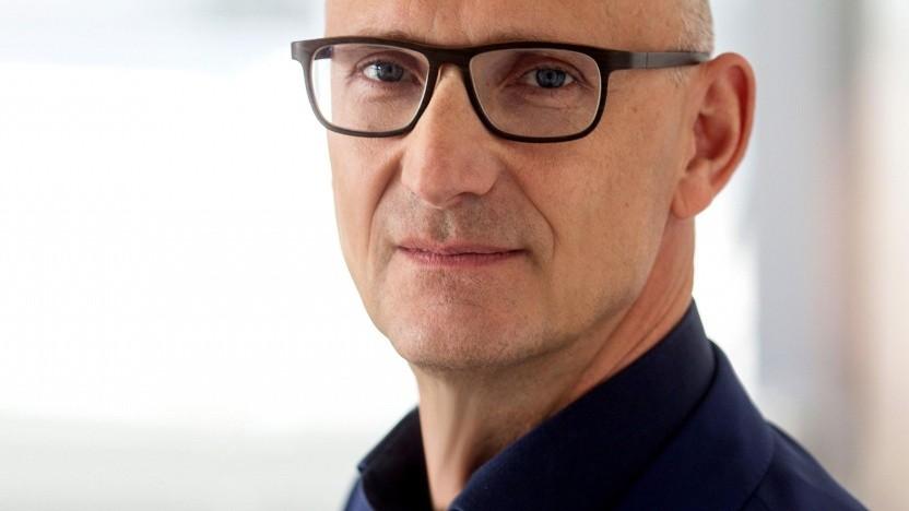Tim Höttges, Vorstand der Deutschen Telekom