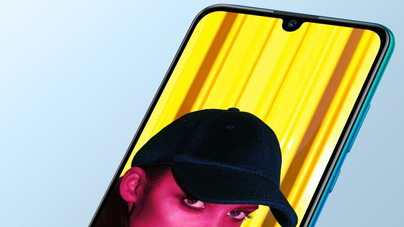 huawei p smart 2019 fast randloses 6 2 zoll smartphone. Black Bedroom Furniture Sets. Home Design Ideas